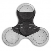 Cat Face Anxiety Decompression Peg-top For Adults And Children