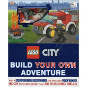 LEGO City Build Your Own Adventure , Educational Books Toys, 2017 Christmas Toys