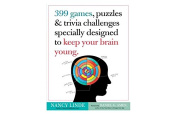 399 Games Puzzles & Trivia Challenges Specially Designed to Keep Your Brain Young , Educational Books Toys, 2017 Christmas Toys