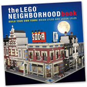 The LEGO Neighbourhood Book , Educational Books Toys, 2017 Christmas Toys