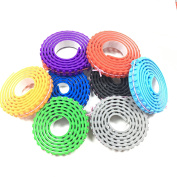 ARTISTORE Building Blocks Tape 8 Colours Roll Toy Blocks Tape Compatible Lego 3Feet/0.92meter Loops Building Block Tape Roll Self-Adhesive