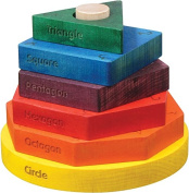 Coloured Shape Stacker , Baby Toys, 2017 Christmas Toys