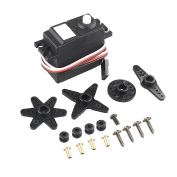 360 Degree Continuous Rotation Steering Micro Servo Motor for Smart Car Robot Helicopter