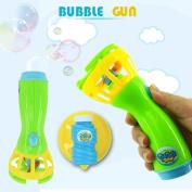 Gotd Bubble Maker Mini Fan Kids Outdoor Toys Gifts