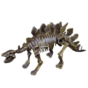 Bettal Excavation Archaeology Dinosaur Toys for Boys . Old and Above, Stegosaurus Figure Model Children Toy