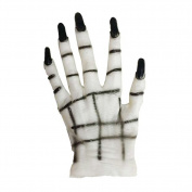 super1798 Horror Monster Devil Vampire Hands Gloves Costume Halloween Cosplay Props
