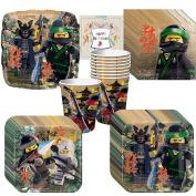 Lego Ninjago Party Pack Bundle