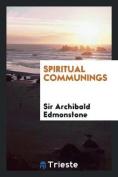 Spiritual Communings