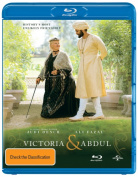 Victoria & Abdul (Blu-ray/UV) [Region B] [Blu-ray]