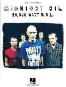 MIDNIGHT OIL 20,000 WATT R.S.L. PVG BOOK