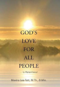 God's Love for All People . . .