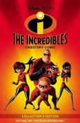 Disney/Pixar the Incredibles Cinestory Comic Collector's Edition