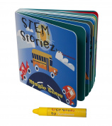 STEM Storiez Books for Early Learners. Interactive Pre-STEM Learning for Kids 3-7