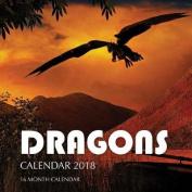Dragons Calendar 2018