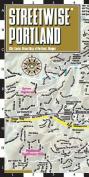Streetwise Portland Map - Laminated City Center Street Map of Portland, Oregon