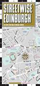 Streetwise Edinburgh Map - Laminated City Center Street Map of Edinburgh, Scotland