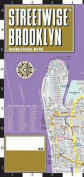 Streetwise Brooklyn Map - Laminated City Center Street Map of Brooklyn, New York