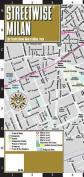 Streetwise Milan Map - Laminated City Center Street Map of Milan, Italy
