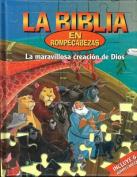 La Maravillosa Creacion de Dios - La Biblia En Rompecabezas [Spanish]
