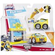 Playskool Transformers Rescue Bots Flip Racers Launcher Assorted