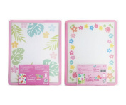 ~R~ made in cutting board cutting board illustration palette flower WM 99% antibacterial (30*22* thickness 1cm) Japan
