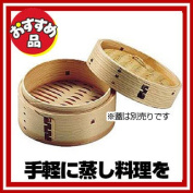 """The mini-Chinese food bamboo steamer 15cm body made of """"Chinese bamboo steamer"""" cedar [bamboo steamer, bamboo steamer-related article]"""