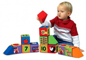 Match & Build Blocks , Baby Toys, 2017 Christmas Toys