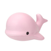 TOYMYTOY Slow Rising Kawaii Sweet Toys Squeeze Stretch Cream Scented Whale for Stress Anxiety Relief
