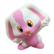 Glorrt Soft Rabbit Cartoon Squishy Slow Rising Squeeze Stress Reliever Toy