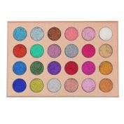 u KARA Beauty ES16 24 Colour Galaxy Stardust Shimmer Glitter Powder Kit