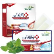 iGearPro Utilax Teeth Whitening Strips Kit Safe Non-Peroxide Teeth Whitening Tool 100% Safe- Lasts 6 Months & Beyond.