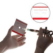Easyinsmile Needle Sheath Protector Prop Needle 2.210cm / 100pcs/ box