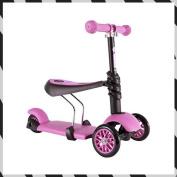 Y Y glider 3 in 1 pink / 100658