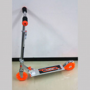 The kick skater orange which Radikal KICK SKATER glitters