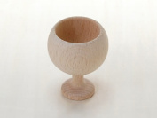 The toy wineglass (playing house) of the tree [hold the name OK A] [baby playing house wooden toy]