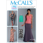 Women's Knit Tank Top, Dresses and Skirts, XS, S and M