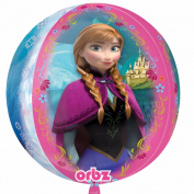 Anagram Disney Frozen Character Design Supershape Orbz Balloon