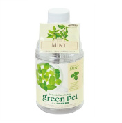The green pet mint gift premium present which raises a green pet herb mint herb cultivation kit bringing up gardening