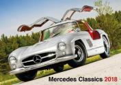 Mercedes Classics 2018 Calendar