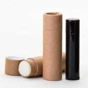 30ml Kraft Paperboard Lip Balm/Salve/Cosmetic/Lotion Tubes x300