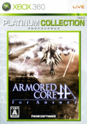 Armoured core four answer (Xbox360 platinum collection) /Xbox360 afb