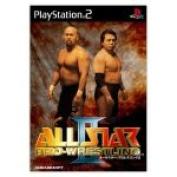 All-stars professional wrestling II /PS2 afb
