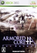 Armoured core four answer /Xbox360 afb