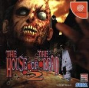 The house of the dead 2 / Dreamcast afb