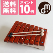 Mastro Geppetto GRILLO trout fatty tuna [wooden toy / woodwork toy) of the musical instrument / child made of the trees of the child combined use child of xylophone (boy, the woman of the gentle tone that is recommended for an infant, a child]