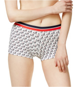 Tommy Hilfiger Womens Trimmed Active Mini Athletic Shorts