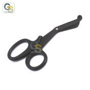G.S PREMIUM QUALITY FLUORIDE COATED SCISSORS, EMT AND TRAUMA SHEARS 1-PACK BEST QUALITY