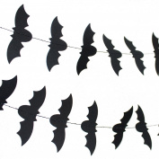 Halloween Bat Garland