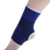 Pyracin(TM) Elastic Ankle Brace Support Band Sports Gym Pads Protector Therapy Bandage