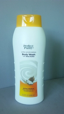Perfect Purity Ultra Moisturising Body Wash with Shea Butter, 700ml
